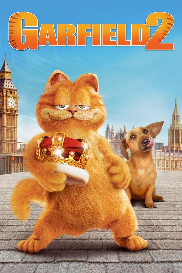 გარფილდი 2 / Garfield: A Tail of Two Kitties