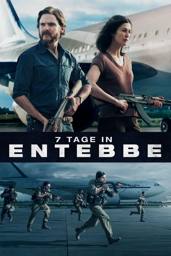 7 დღე ენთებეში / 7 Days in Entebbe