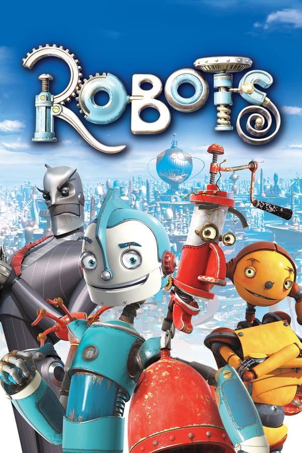რობოტები / Robots
