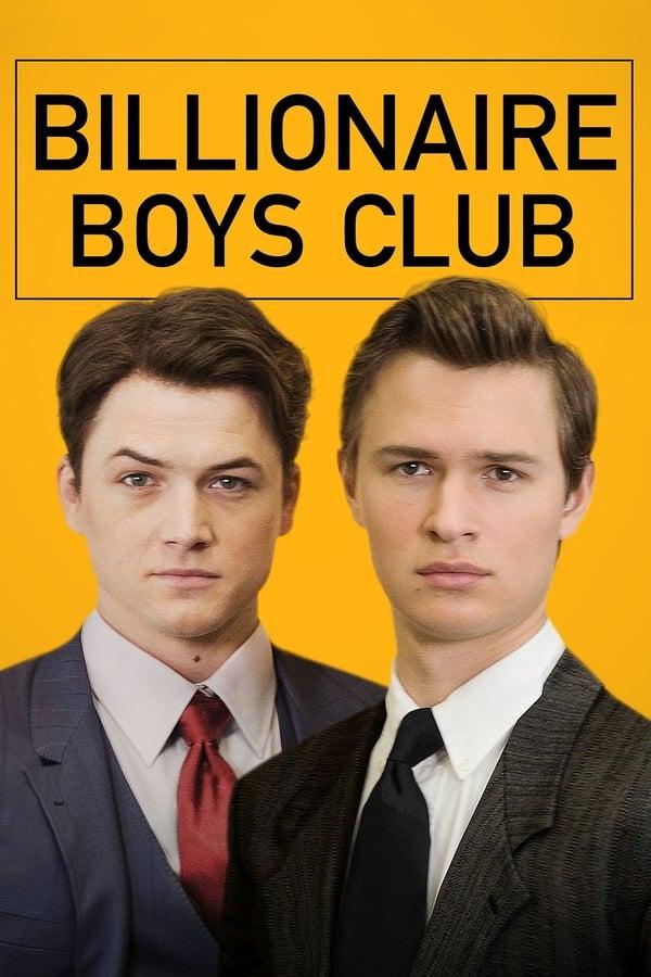 მილიარდელთა კლუბი / Billionaire Boys Club