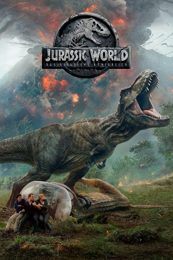 იურიული პერიოდის სამყარო: დაცემული სამეფო / Jurassic World: Fallen Kingdom