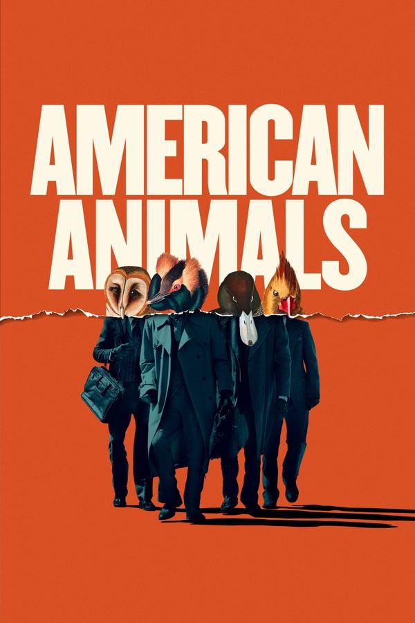 ამერიკელი ცხოველები / American Animals