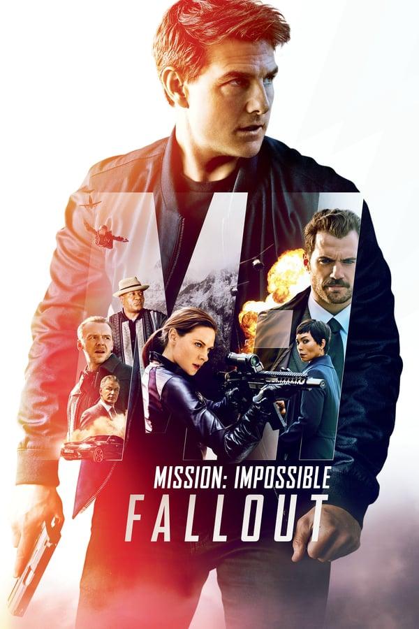 შეუსრულებელი მისია 6 / Mission: Impossible - Fallout