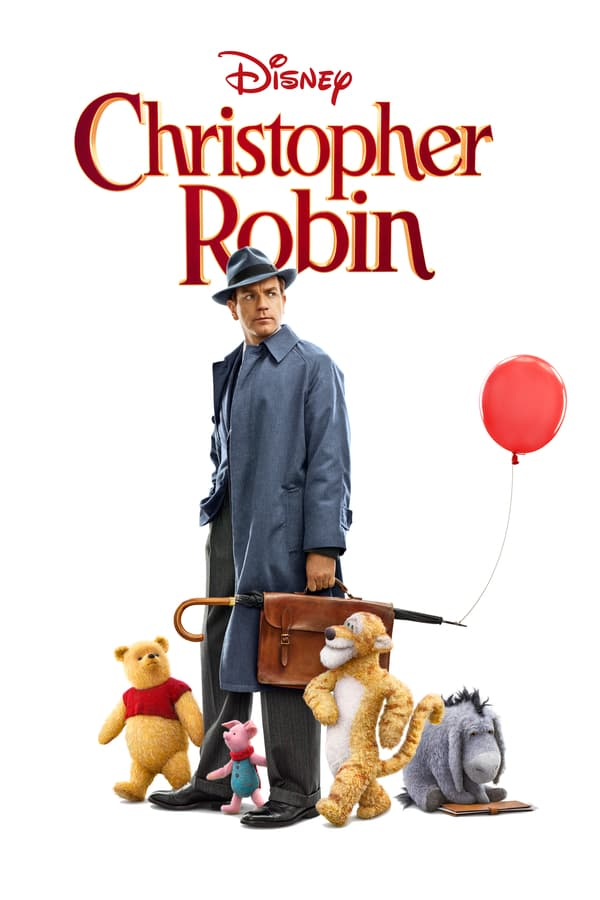ქრისტოფერ რობინი / Christopher Robin