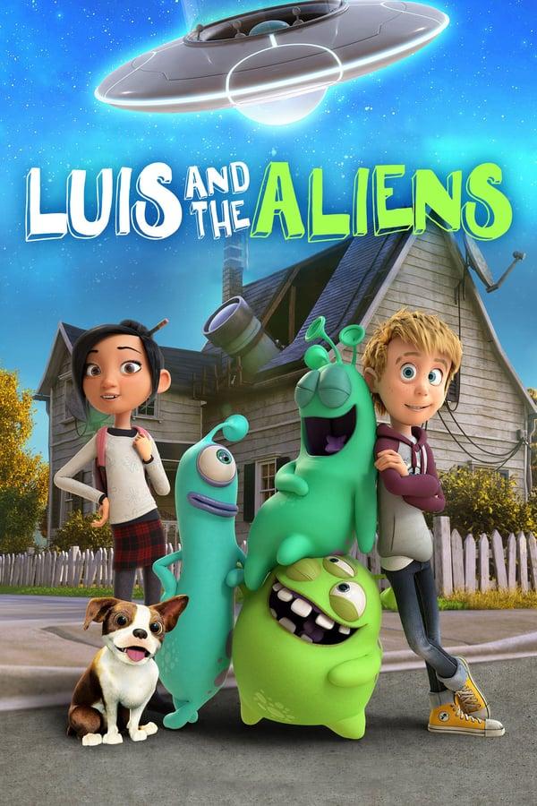 ლუისი და უცხოპლანეტელი მეგობრები / Luis and the Aliens