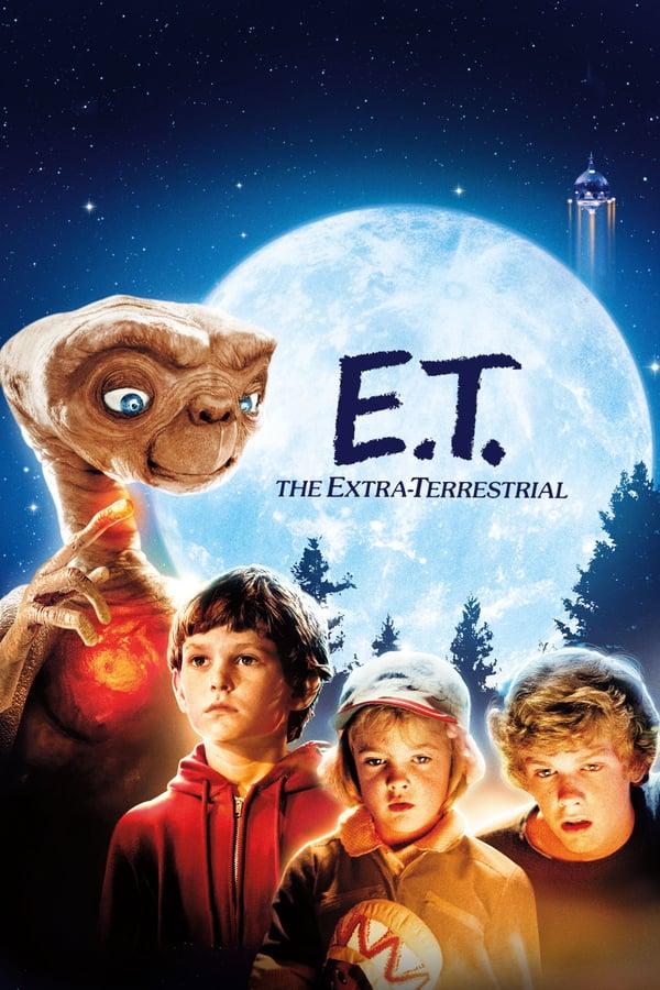 უცხოპლანეტელი / E.T. the Extra-Terrestrial
