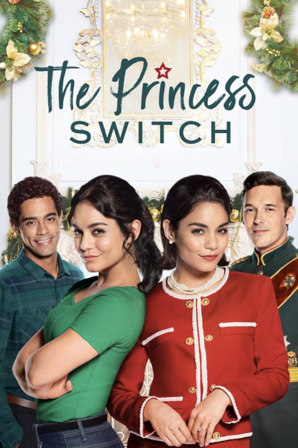 პრინცესას შეცვლა / The Princess Switch