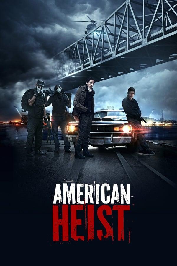 ძარცვა ამერიკულად / American Heist