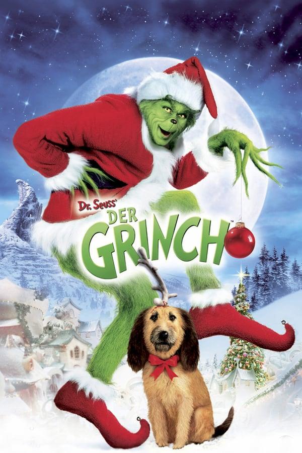 როგორ მოიპარა გრინჩმა შობა / How the Grinch Stole Christmas