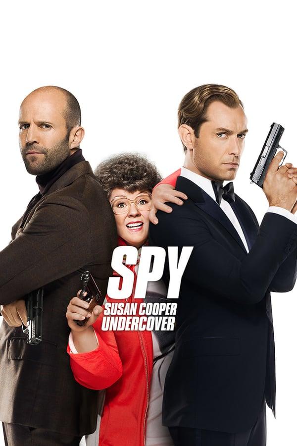 სამმაგი აგენტი / Spy