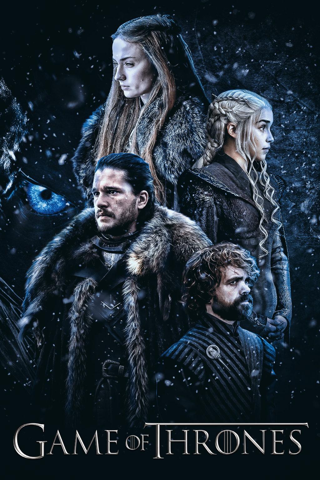 სამეფო კარის თამაშები (ქართულად, ინგლისურად, რუსულად) / Game of thrones