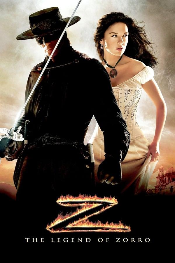 ლეგენდა ზოროზე / The Legend of Zorro
