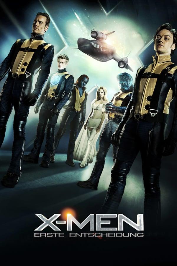 იქს-ადამიანები:პირველი კლასი / X-Men: First Class