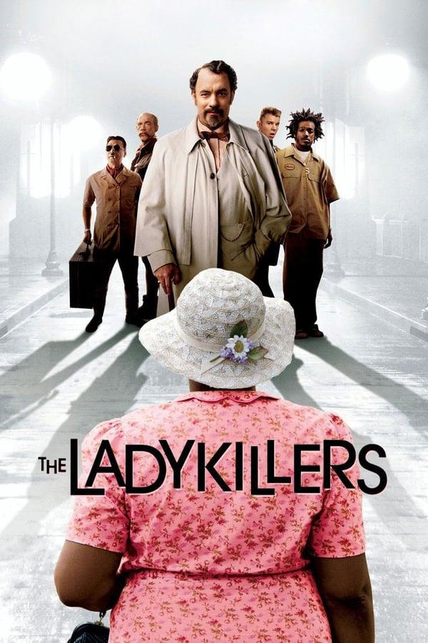 ჯენტლმენური თამაშები / The Ladykillers