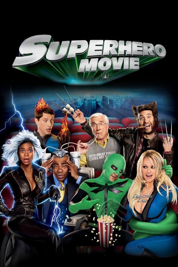 სუპერგმირული კინო / Superhero Movie