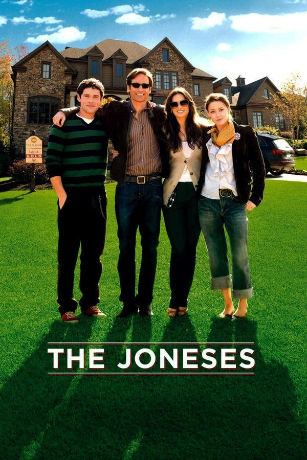 ჯონსების ოჯახი / The Joneses