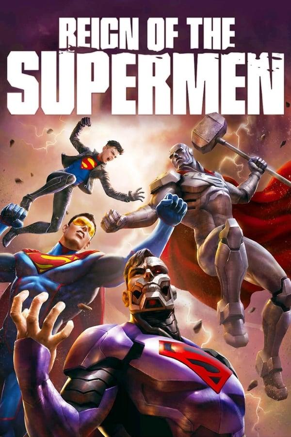 სუპერმენის მეფობა / Reign of the Supermen