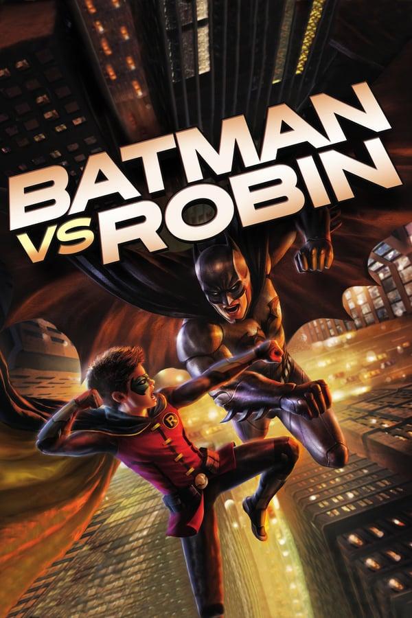 ბეტმენი რობინის წინააღმდეგ / Batman Vs. Robin