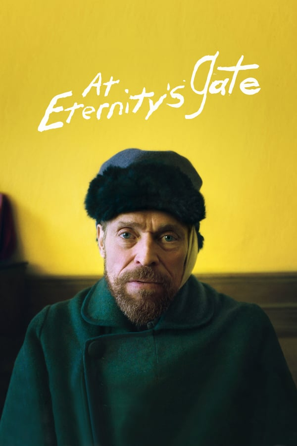 უკვდავების კარიბჭესთან / At Eternity's Gate