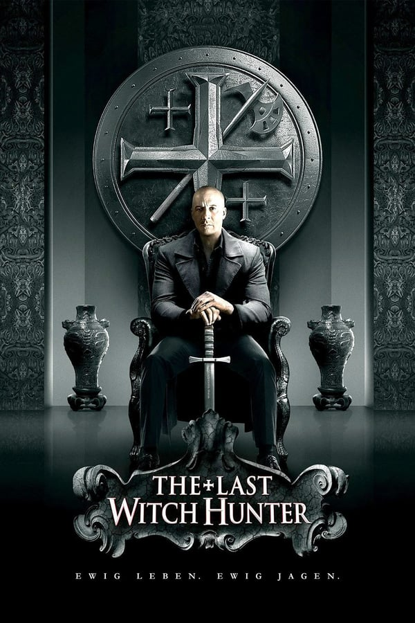 უკანასკნელი ჯადოქრებზე მონადირე / The Last Witch Hunter