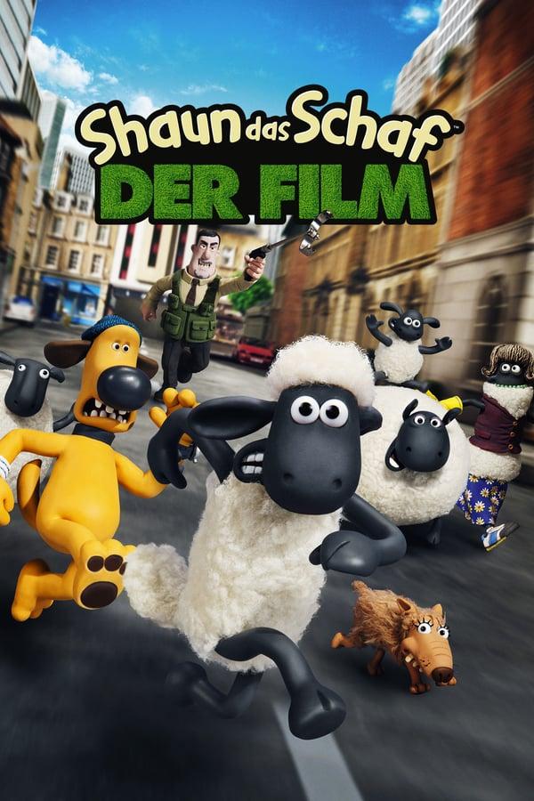 ცხვარი შონი / Shaun the Sheep Movie