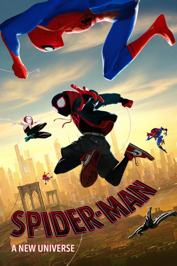 სპაიდერმენი : სამყაროს მიღმა / Spider-Man: Into the Spider-Verse