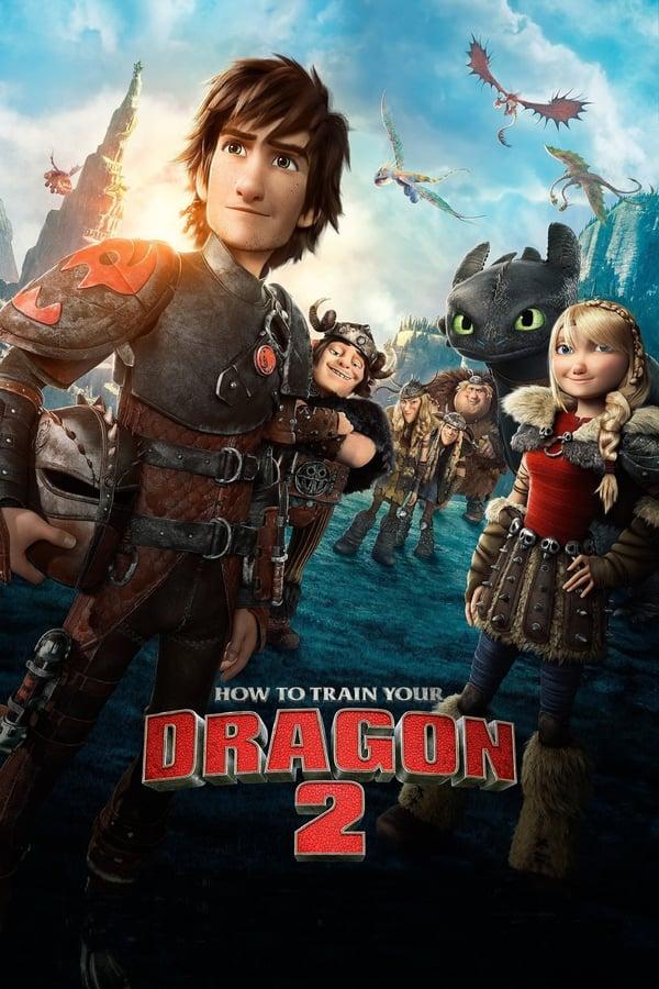 როგორ მოვათვინიეროთ დრაკონი 2 / How to Train Your Dragon 2