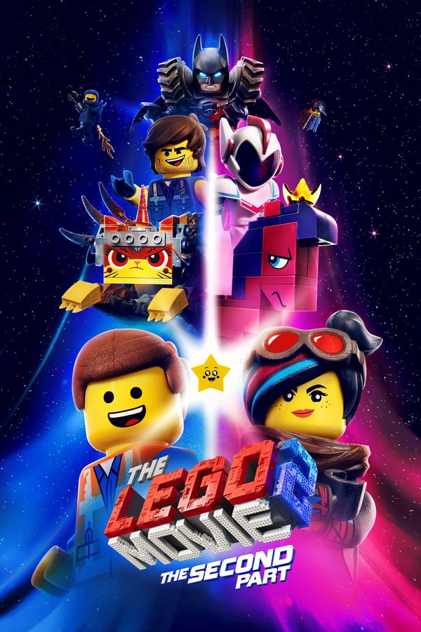 ლეგო ფილმი 2 / The Lego Movie 2: The Second Part