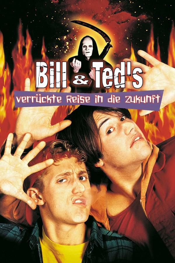 ბილის და ტედის ახალი მოგზაურობა / BILL & TED'S Bogus Journey