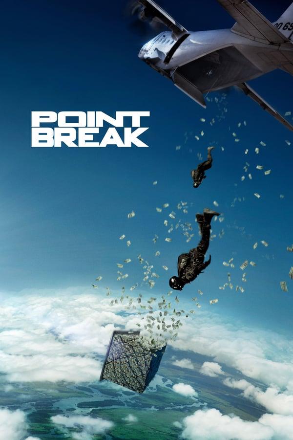 ტალღის ქიმზე / Point Break
