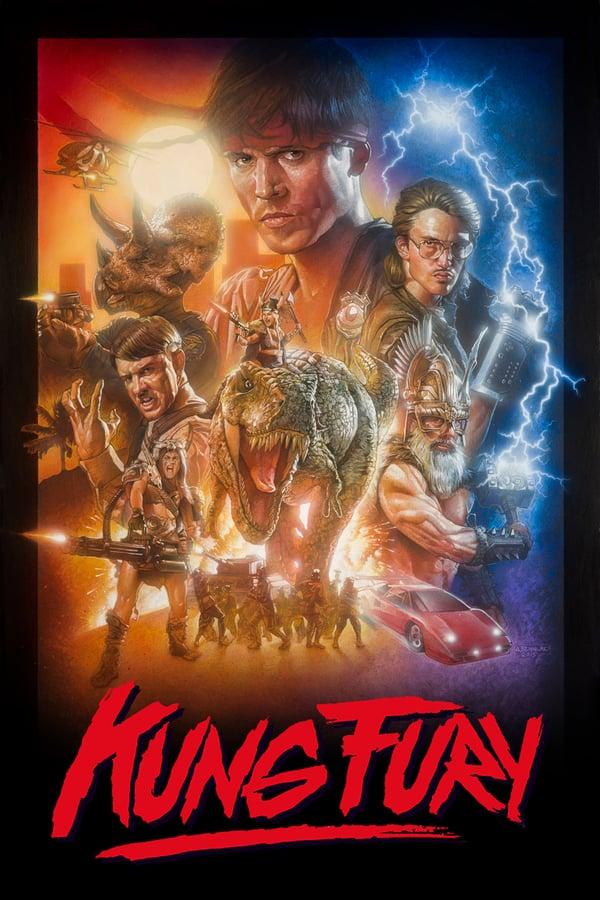 კუნგ ფიური / Kung Fury