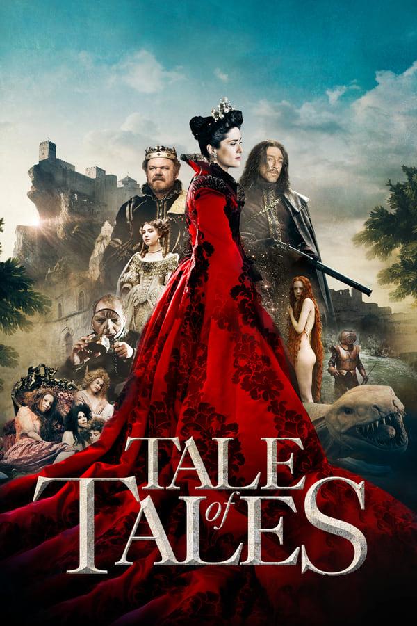 ზღაპართ ზღაპარი / Tale of Tales