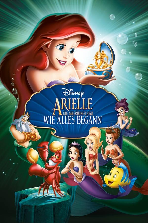 პატარა ქალთევზა: დასაწყისი / The Little Mermaid: Ariel's Beginning