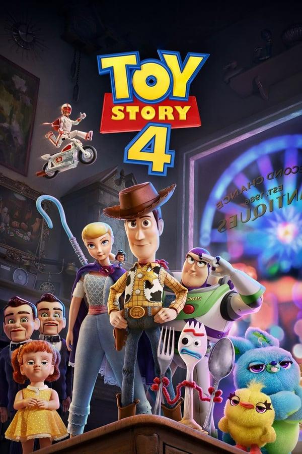 სათამაშოების ისტორია 4 / Toy Story 4