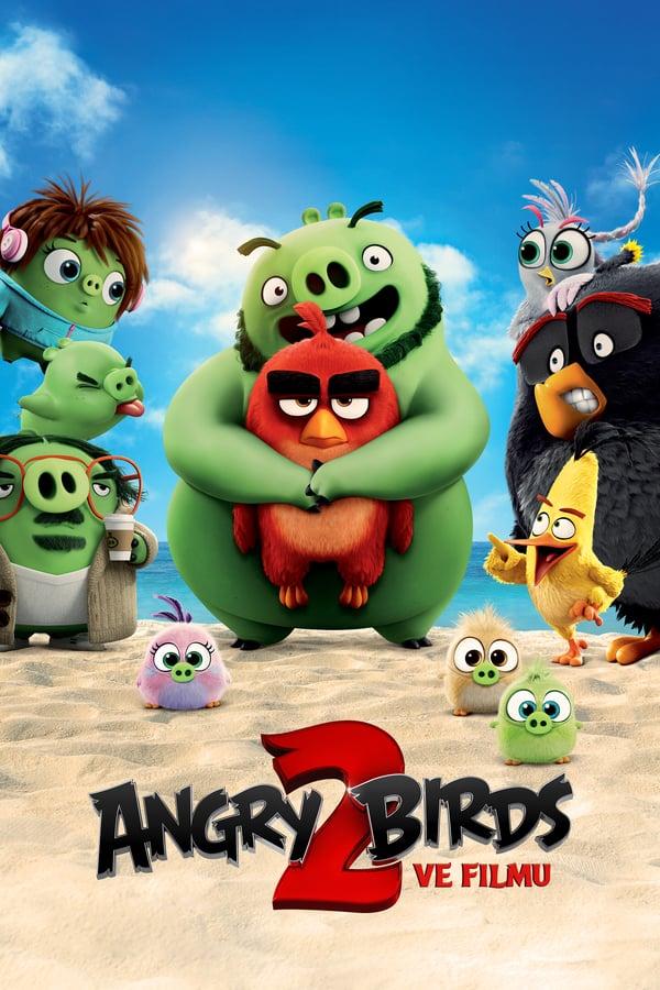 ბრაზიანი ჩიტები 2 / The Angry Birds Movie 2