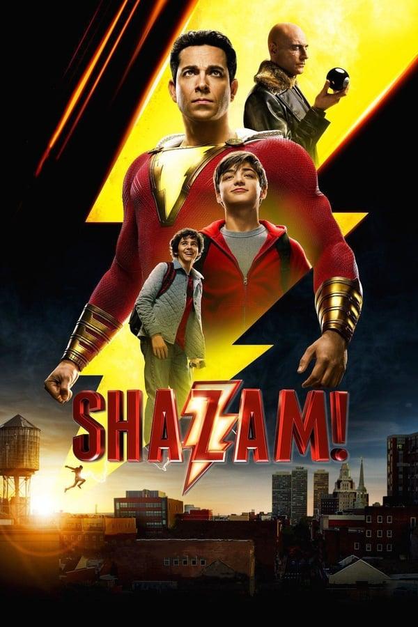 შაზამი / Shazam!