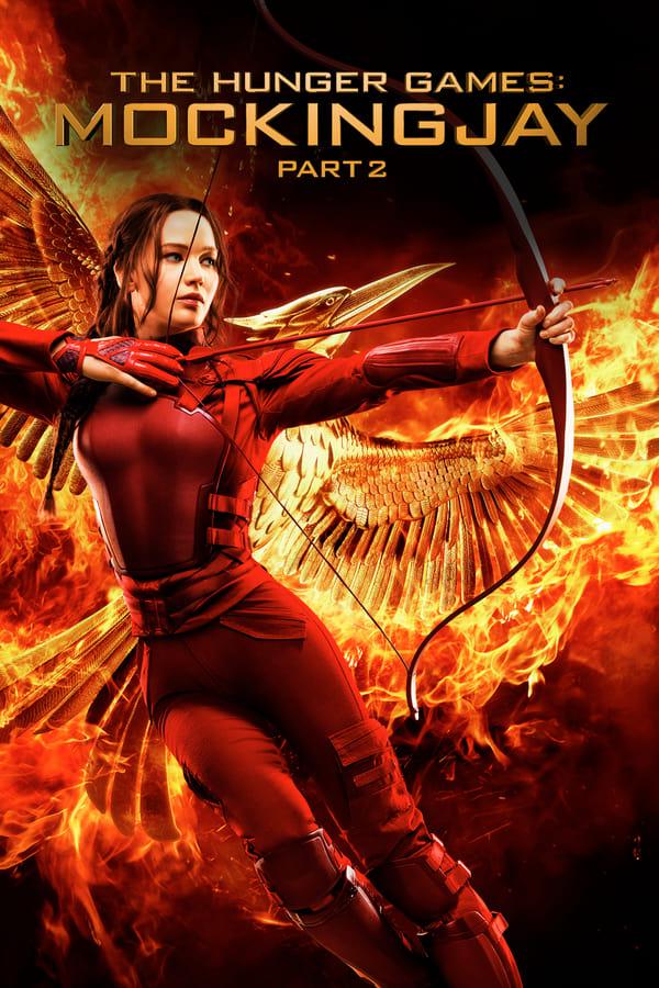შიმშილის თამაშები: კაჭკაჭჯაფარა - ნაწილი 2 / The Hunger Games: Mockingjay - Part 2