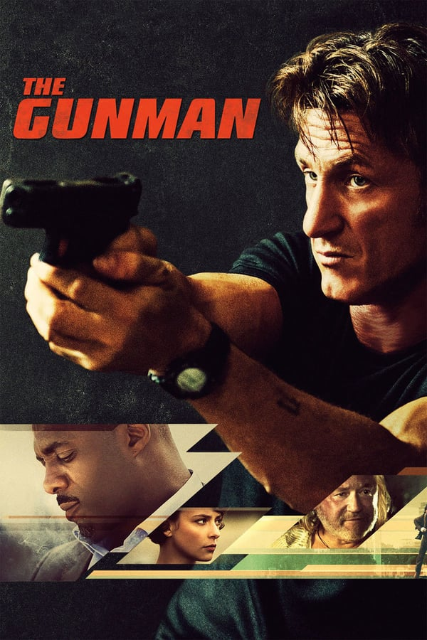 იარაღიანი / The Gunman