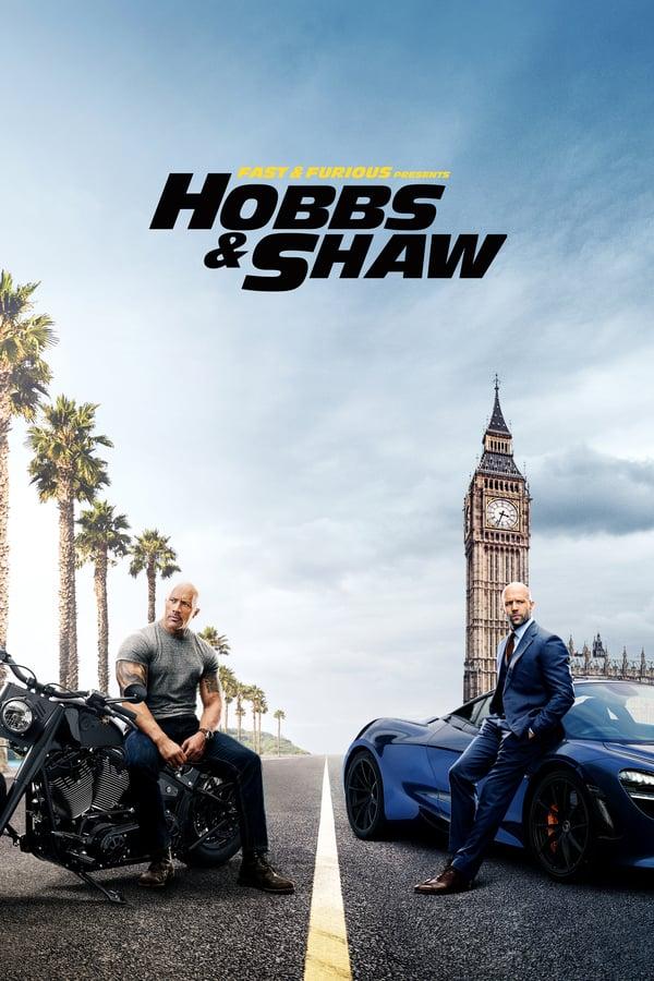 ჰობსი და შოუ / Fast & Furious Presents: Hobbs & Shaw