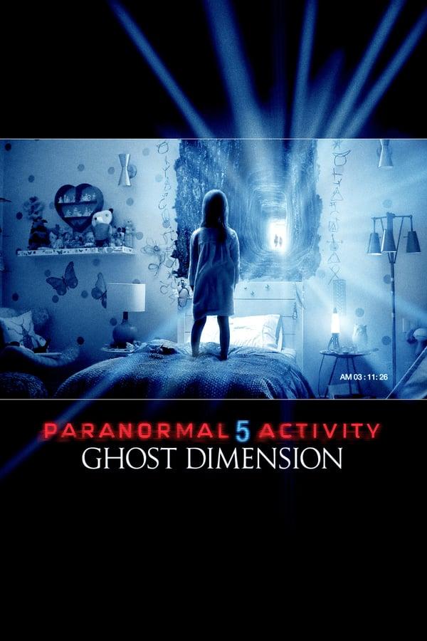პარანორმალური მოვლენა: მოჩვენებების განზომილება / Paranormal Activity: The Ghost Dimension
