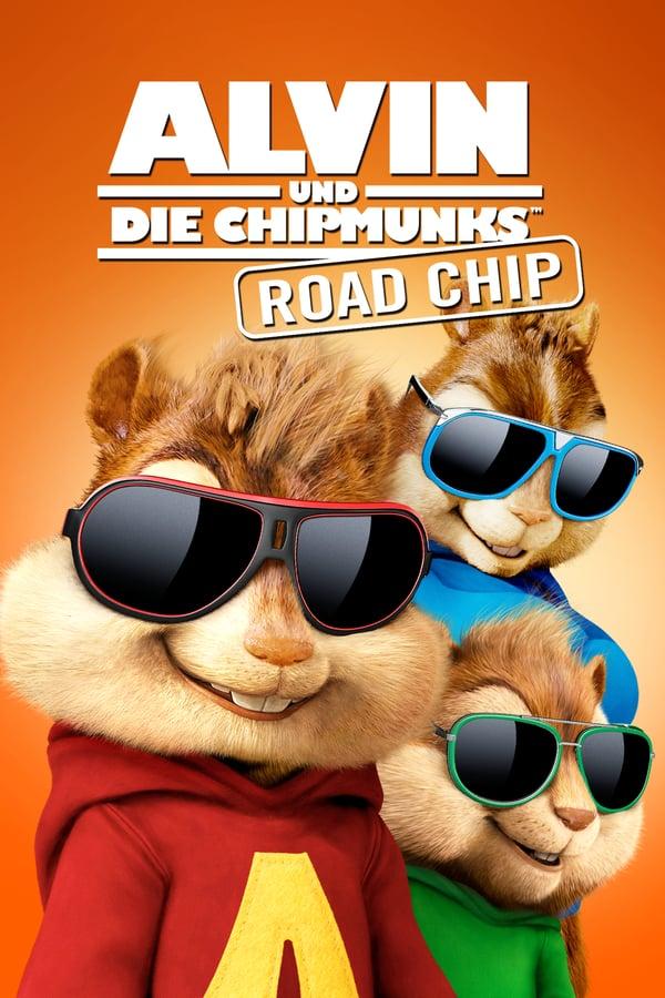 ელვინი და ციყვები: ნატეხი გზა / Alvin and the Chipmunks: The Road Chip