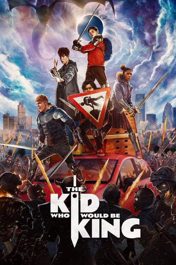 ბიჭი, რომელსაც მეფობა შეეძლო / The Kid Who Would Be King