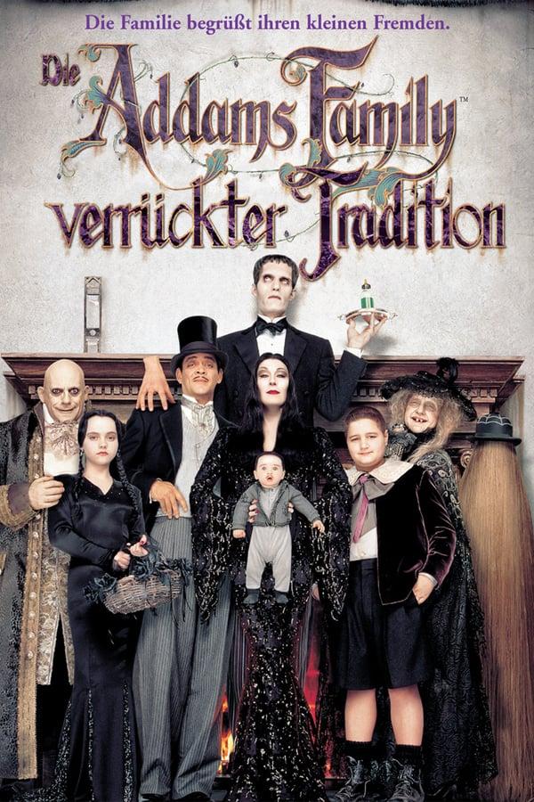 ადამსების ოჯახის ღირსებები / Addams Family Values