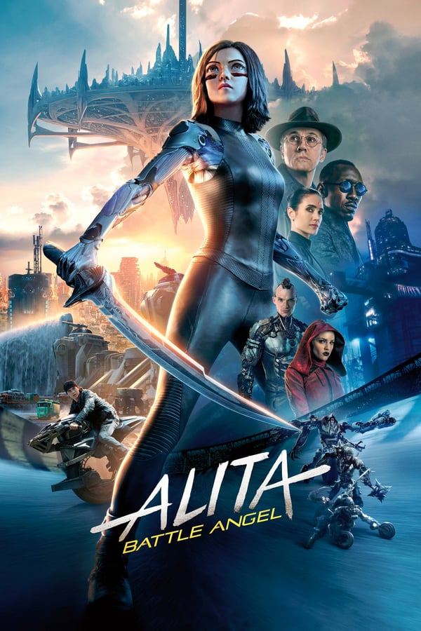ალიტა / Alita: Battle Angel