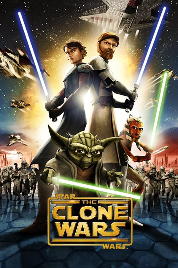 ვარსკვლავური ომები: კლონების ომი / Star Wars: The Clone Wars (movie)