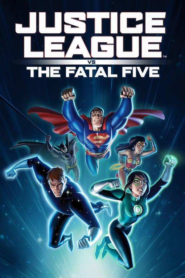 """""""სამართლიანობის ლიგა"""" """"ფატალური ხუთეულის"""" წინააღმდეგ / Justice League vs. the Fatal Five"""