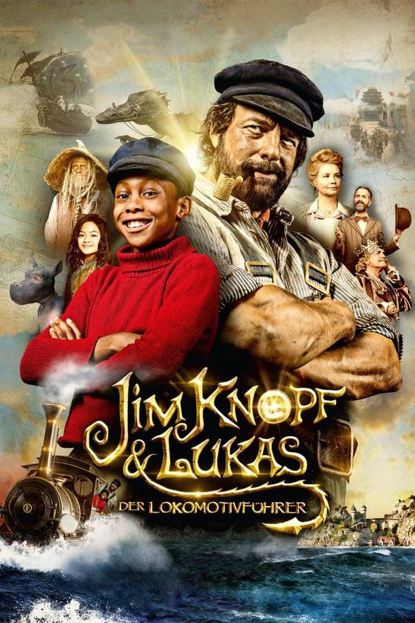 ჯიმი და მემანქანე ლუკი / Jim Button and Luke the Engine Driver