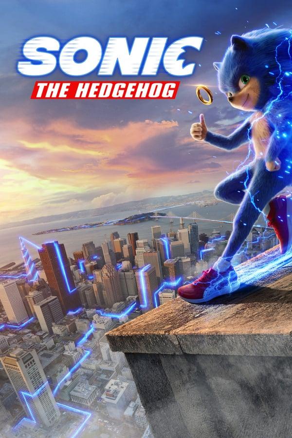 ზღარბი სონიკი / Sonic the Hedgehog