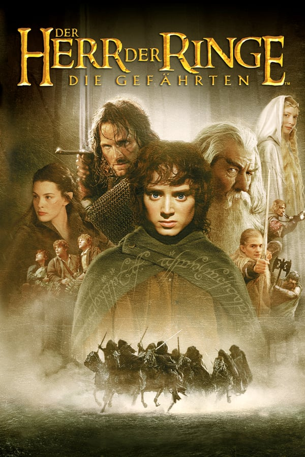 ბეჭდების მბრძანებელი I : ბეჭდის საძმო / The Lord of the Rings: The Fellowship of the Ring