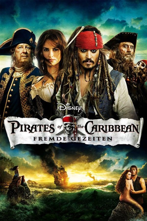 კარიბის ზღვის მეკობრეები: უცნაურ ნაპირებზე / Pirates of the Caribbean: On Stranger Tides